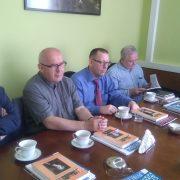 Posiedzenie Rady Naukowej Rocznika Biblioteki Kraków
