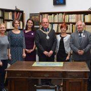 Spotkanie z Lordem Provostem Edynburga