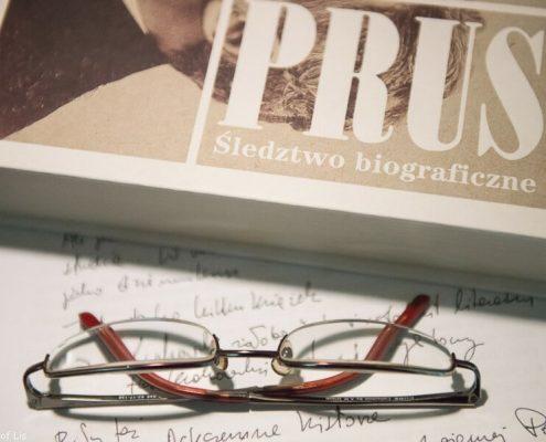 Książka o Bolesławie Prusie