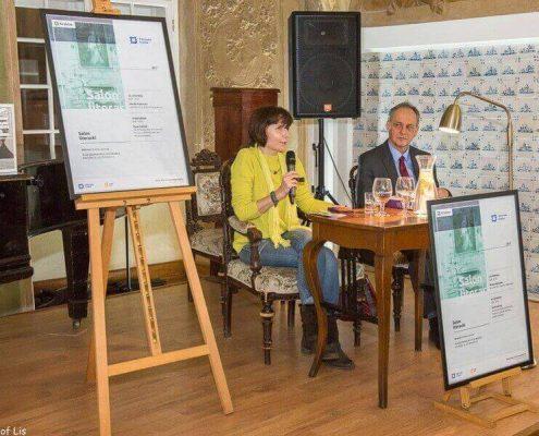 Monika Piątkowska i Janusz Paluch