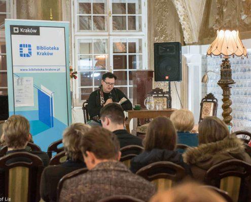 Spotkanie z Michałem Witkowskim
