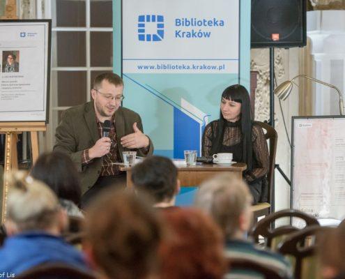 Wieczór autorski Monik Mostowik