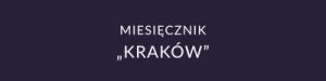 Miesięcznik Kraków