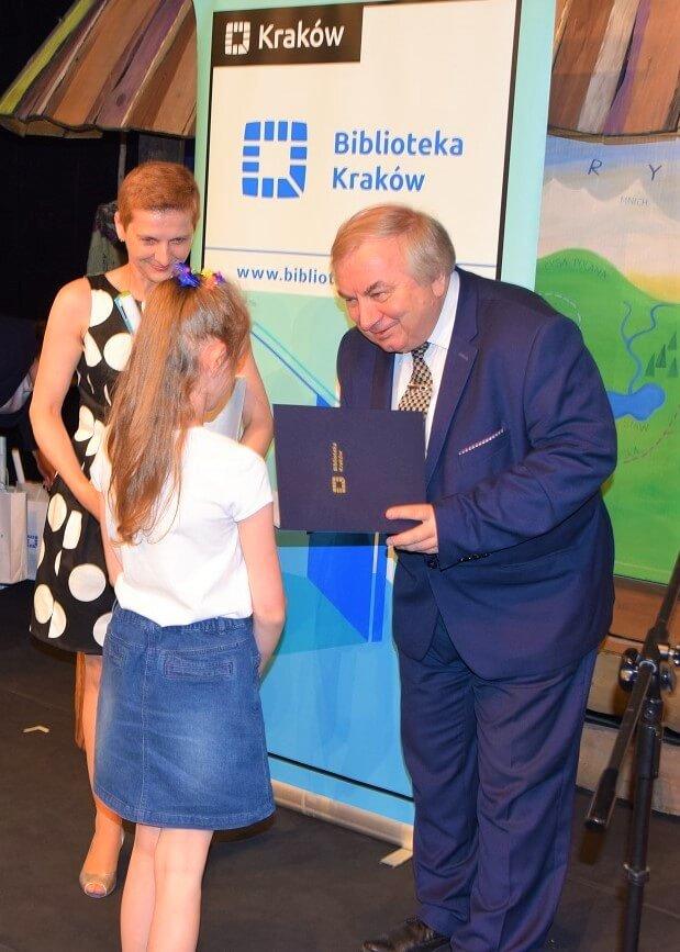 Czytelnik Roku 2018 wręczenie Nagrody