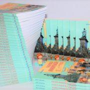 Okładka książki Tajemnica krakowskich pocztówek