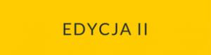 Nagroda Żółtej Ciżemki edycja II