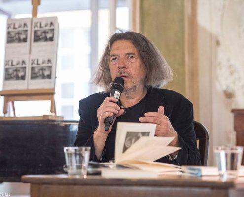 Salon Literacki Marek Sołtysik