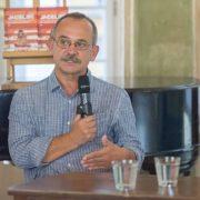 Wojciech Jagielski w Salonie Literackim