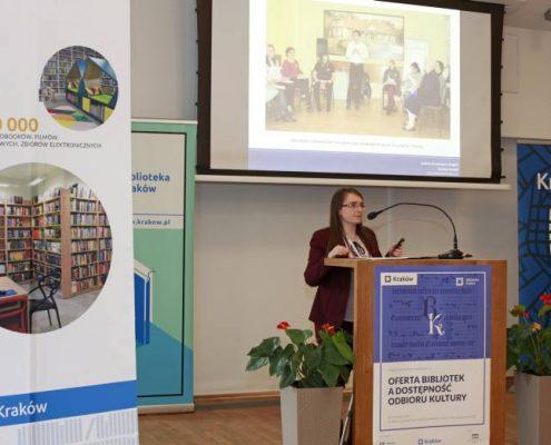 Uczestnicy III Międzynarodowej Konferencja Biblioteki Kraków