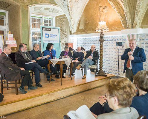 Premiera Rocznika Biblioteki Kraków