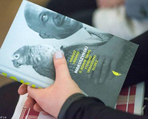 Zdjęcie książki Mateusza Urbanka