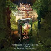 Okładka książki Mysia wieża