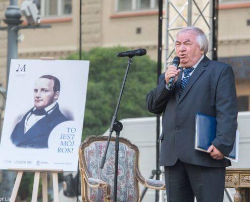 Stanisław Dziedzic - dyrektor Biblioteki Kraków