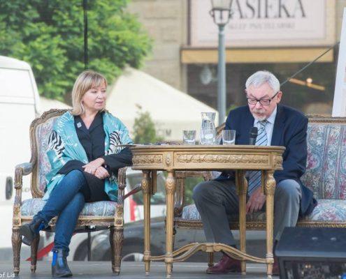 Czytają: Dorota Segda i Jacek Majchrowski