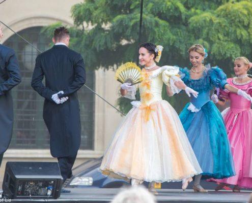 Na scenie: Balet Dworski Cracovia Danza