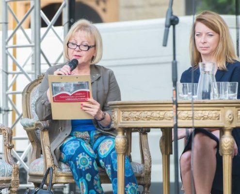 Czytają: Małgorzata Jantos, Ewa Kaim