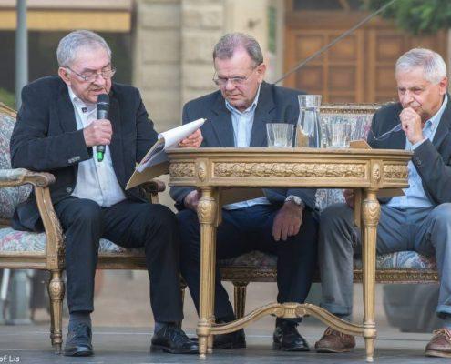 Czytają: Jerzy Trela, Krzysztof Jedrysek, Jacek Romanowski