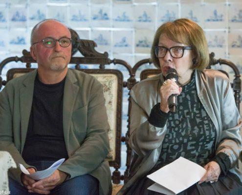 Salon Literacki. Wieczór autorski Katarzyny Szczepańskiej-Kowalczuk