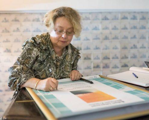 Spotkanie autorskie z Zofią Zarębianką