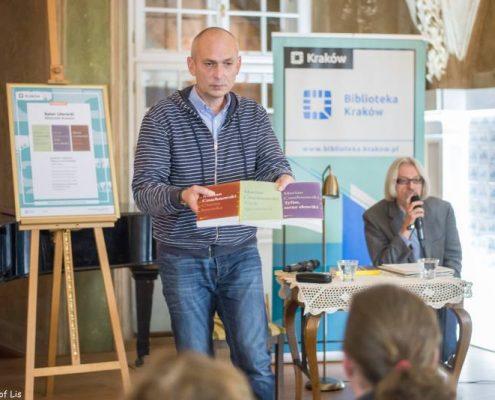 Spotkanie z książkami Mariana Czuchnowskiego