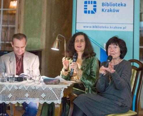 Spotkanie z Ewą Elżbietą Nowakowską