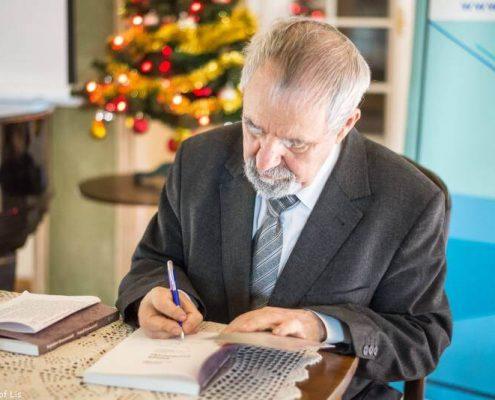 Promocja książki Bogusława Krasnowolskiego