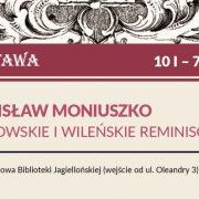 Wystawa Moniuszko
