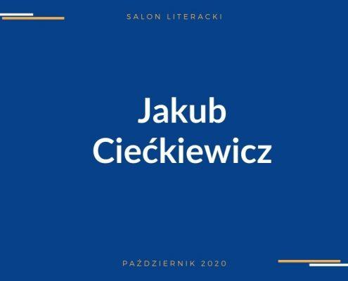Jakub Ciećkiewicz